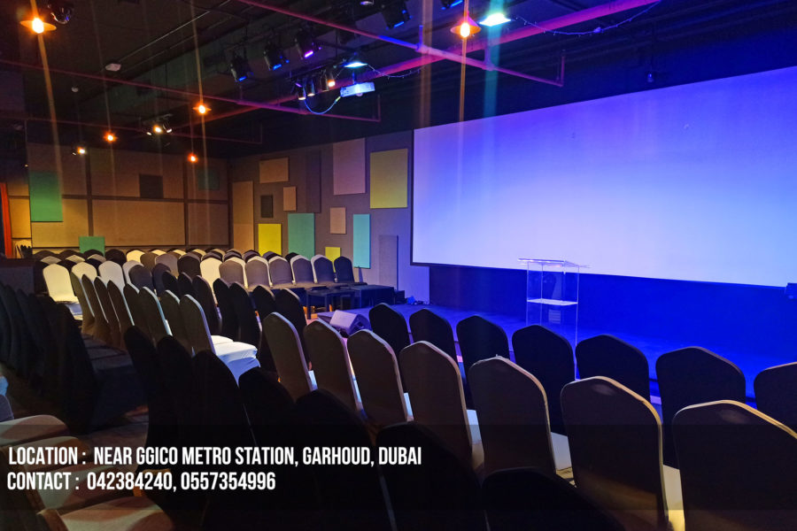 Venue Rental Dubai